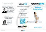 Information for trainee Instructors to know more about the yogame™ group fitness class training