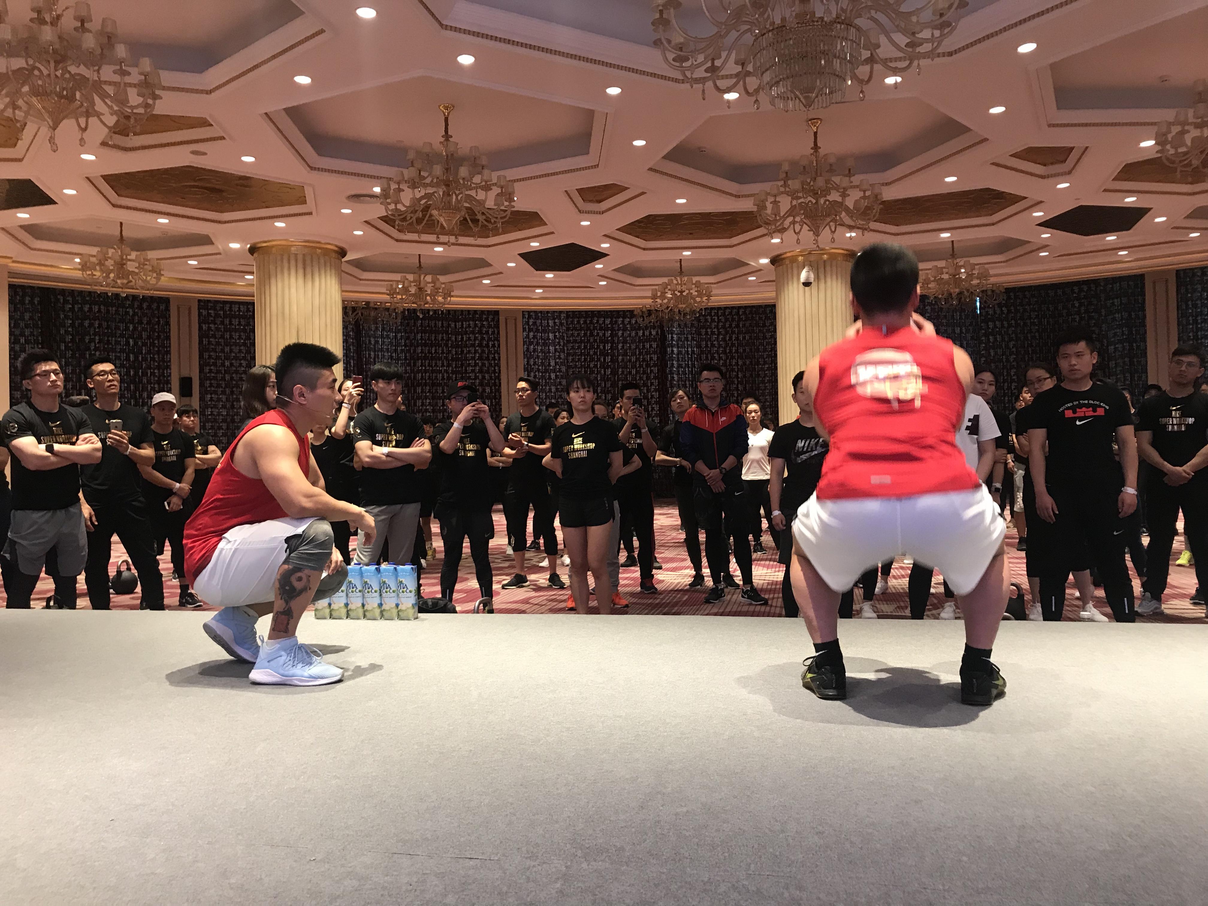 Nike 2018 Twins teaching