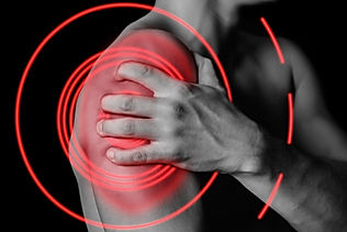sore shoulder muscle