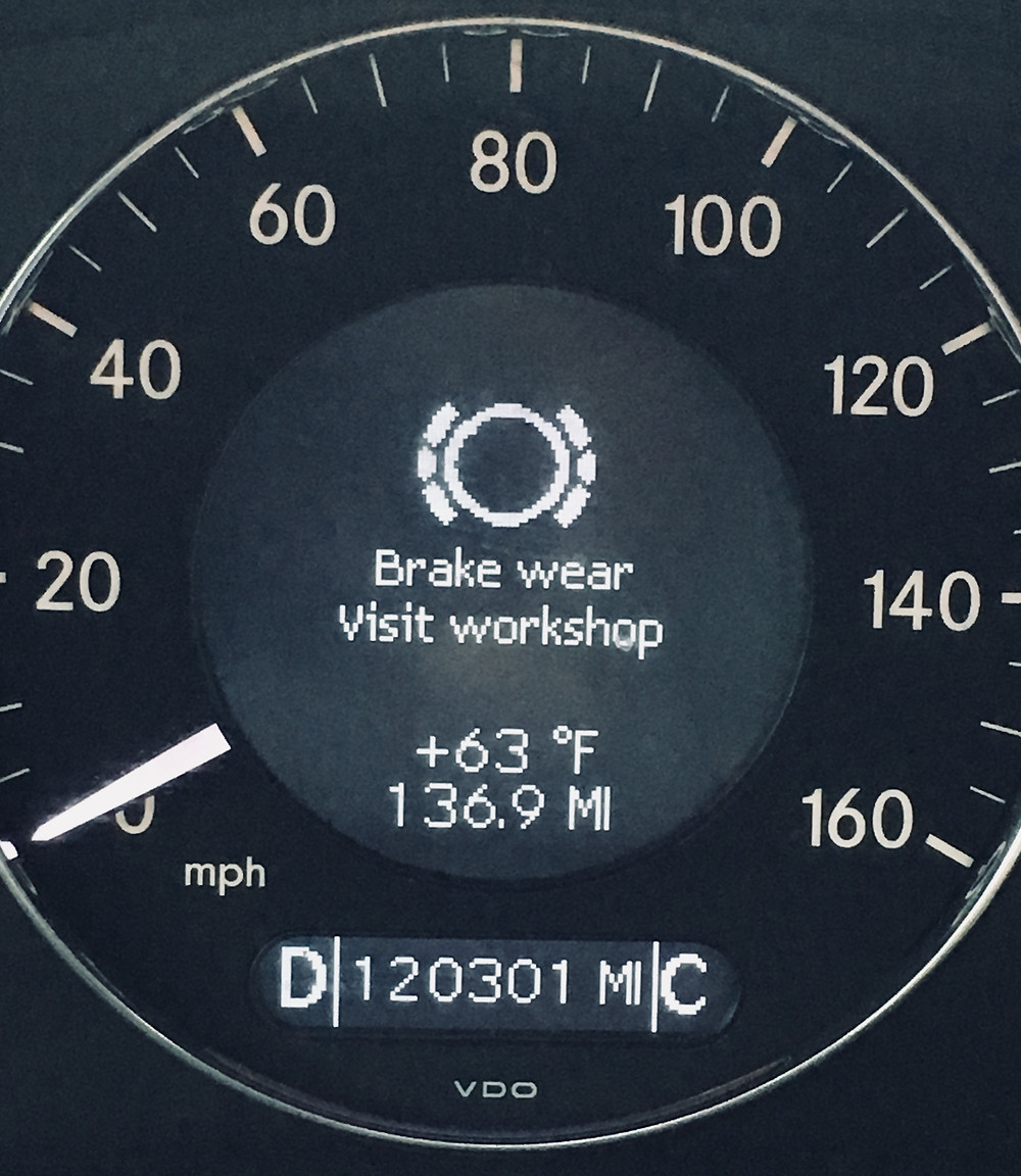 Brake Wear Notification