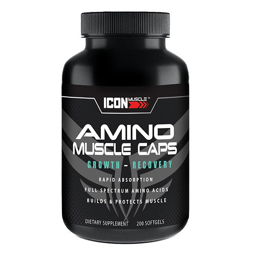 Amino Muscle Caps