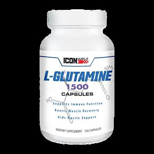 L-Glutamine 1500 Capsules
