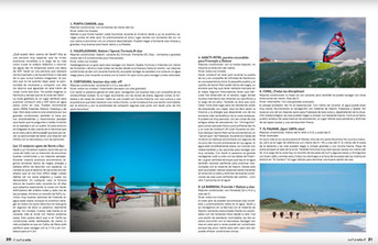 Article in Surf a Vela Magazine