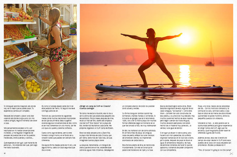Article in SUPING Magazine