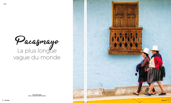 Article in Planche Mag France