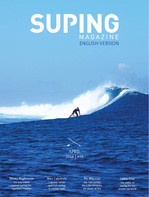 New Caledonia on Cover of SUPING Magazine