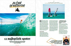 Article in Windsurfer Magazine