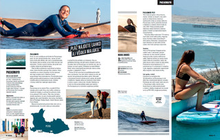 Article in Windsurfer Slovakia