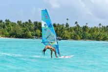 Playful Windsurfing