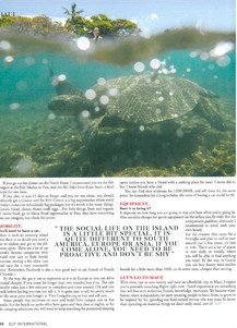 Article in SUP International