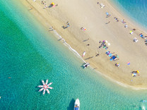 SUP Fitness Camp Drone Shot