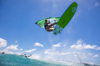 Windsurfing Photoshoot