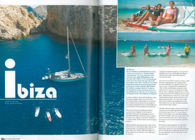 Article in SUP World Australia
