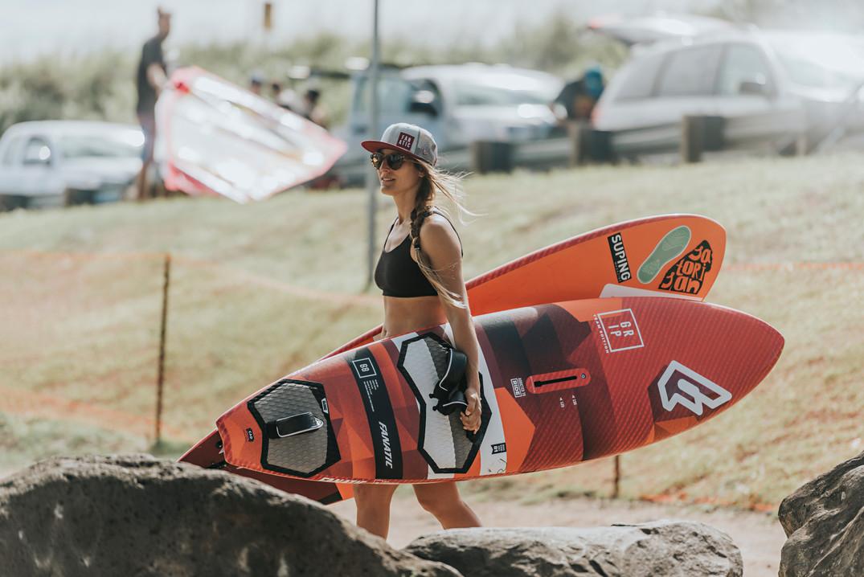 Maria competing aloha classic 2018 photo