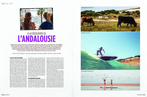 Article in SUP Mag