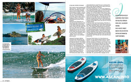 Article in SUP Magazin Germany