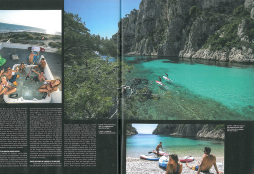 Article in SUPMag France