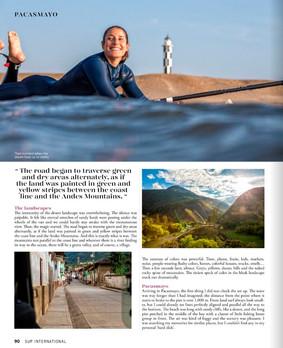 Article in SUP International UK