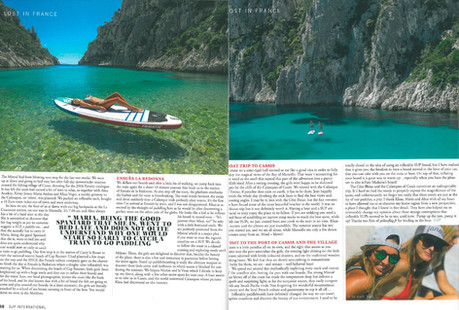 Article in SUP International UK