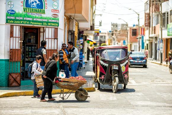 Streets of Pacasmayo