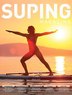 Cover in SUPING Magazine