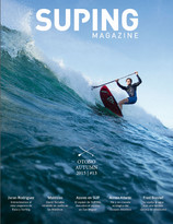 Cover Photo of SUPING Magazine