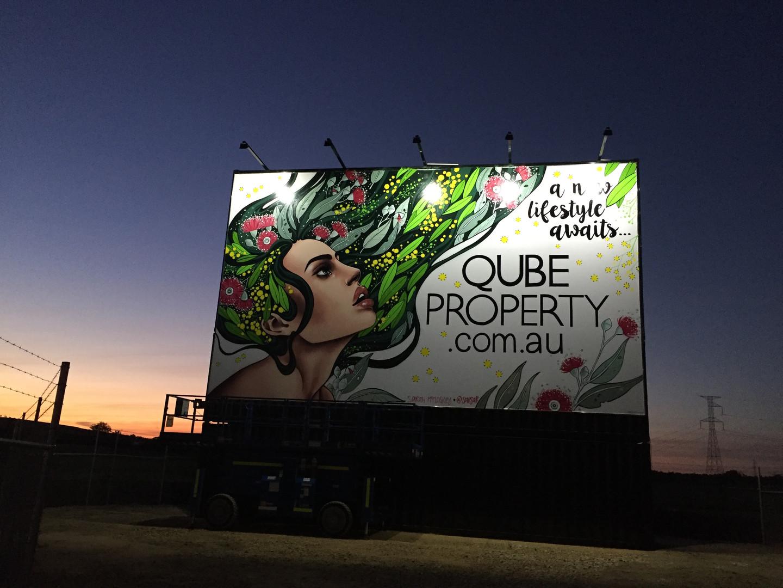 QUBE Property, 2017