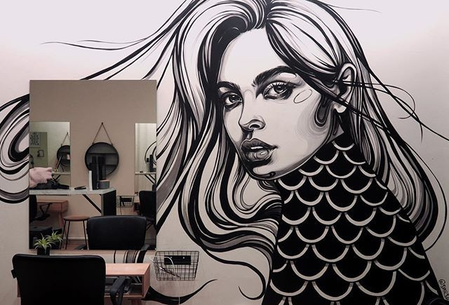 The Hutch Hairdresser, Kalgoorlie 2018