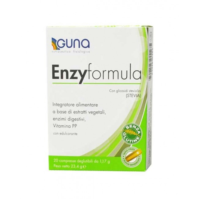 Guna - Enzyformula - Lactosolution BLOG