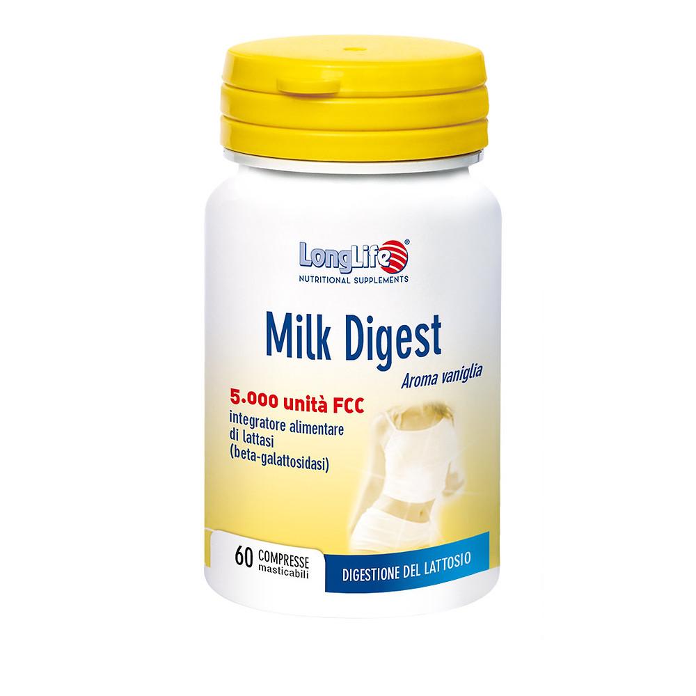 Milk Digest - Lactosolution Blog
