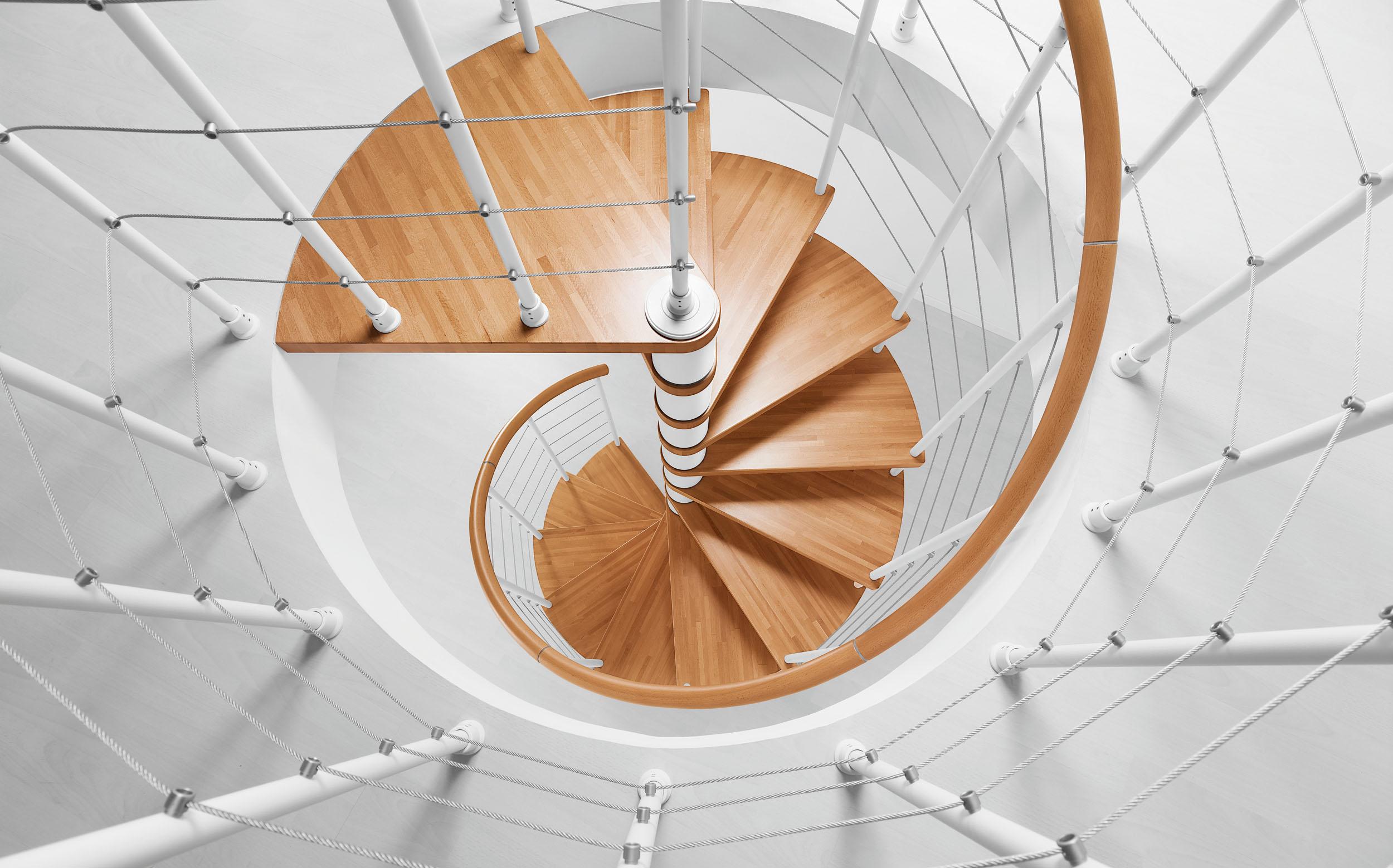 Dimensioni Scale A Chiocciola Quadrate quanti tipi di scale! scale a chiocciola, rettrattili