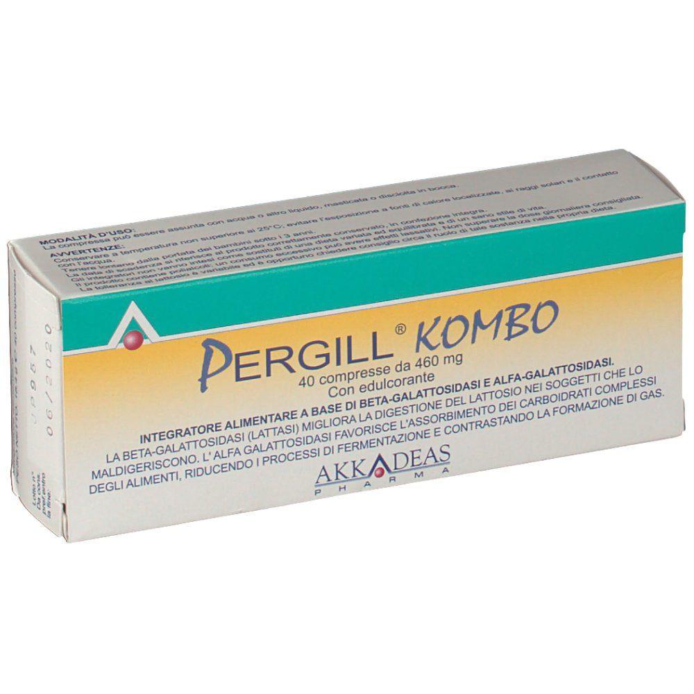 Pergill Kombo