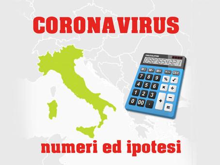 Nuovo Coronavirus: la matematica non è una opinione
