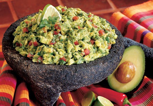 guacamole,tortillas,chips,ricette,lactosolution