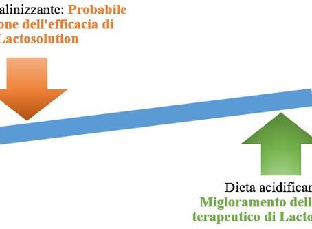 Condizioni ottimali per l'efficacia dell'enzima lattasi - articolo scientifico