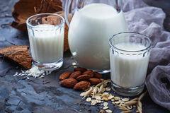 latte alternativo vegano