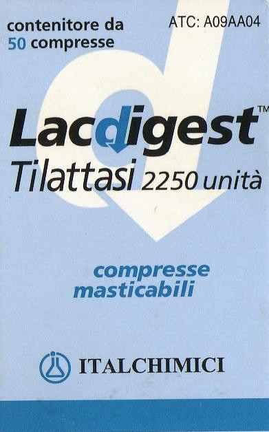 Lacdigest intolleranza al lattosio, enzima lattasi. Lactosolution