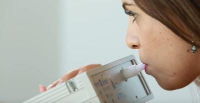 breath test lattosio - test del respiro