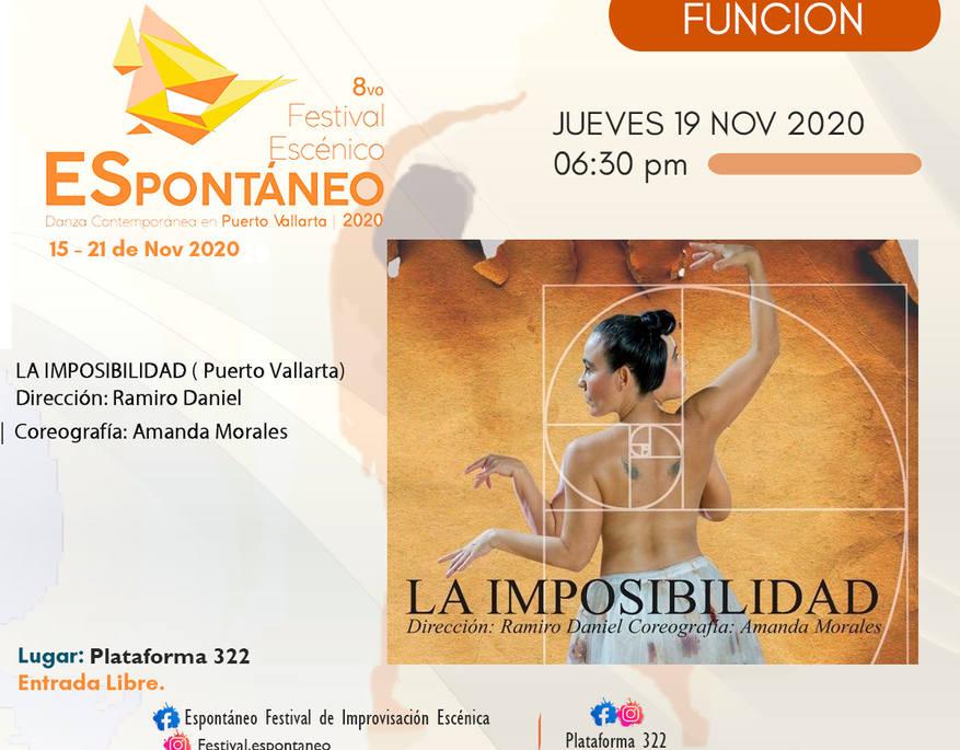 Festival Espontáneo 2020