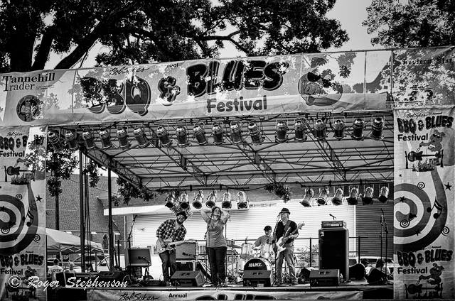 Bob Sykes Blues and BBQ Festival