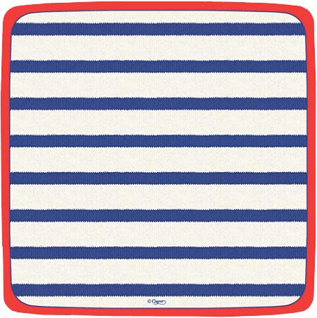 Piatti Marine Stripe
