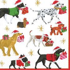 Tovagliolo Christmas Dogs