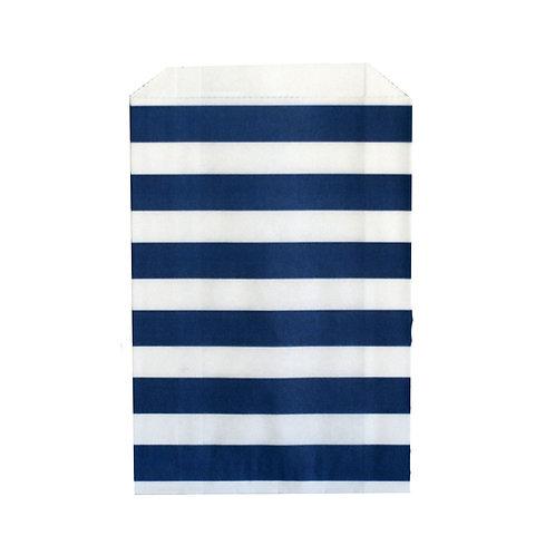 Big Bitty Bags Stripe Navy