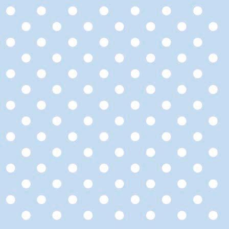 Tovagliolo Polka Dot Blue