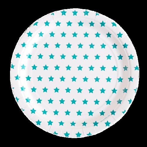 Piatti Star Blue