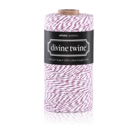 Bakers Twine Lilac - mt10