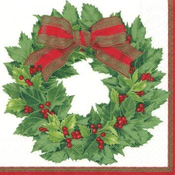 Tovagliolo Christmas Garland