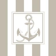 Tovagliolo Anchor Navy