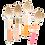 Thumbnail: Cucchiaini in Legno Summer Colors