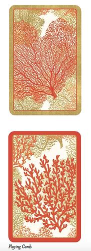 Set Carte Coral